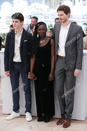 Editorial picture of 'The Unknown Girl' photocall, 69th Cannes Film Festival, France - 18 May 2016