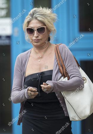 Editorial photo of Matilde Conejero at Uxbridge Magistrates Court, London, Britain  - 17 May 2016
