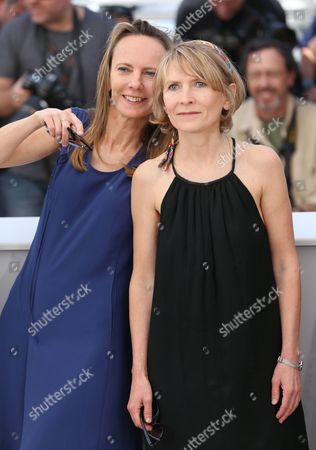 Stock Photo of Delphine Coulin, Muriel Coulin