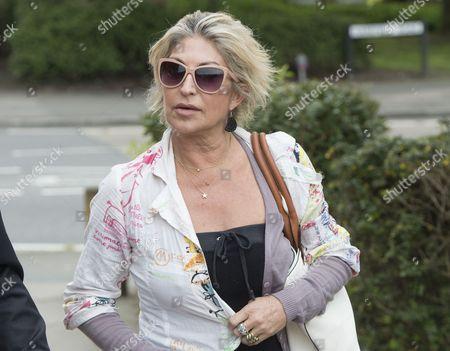 Editorial image of Matilde Conejero at Uxbridge Magistrates Court, London, Britain  - 17 May 2016
