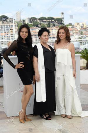 Maria Isabel Lopez, Jaclyn Jose, Andi Eigenmann