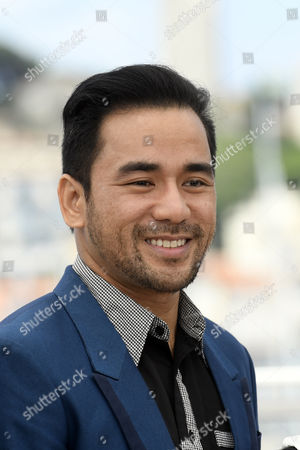 Stock Picture of Neil Ryan Sese