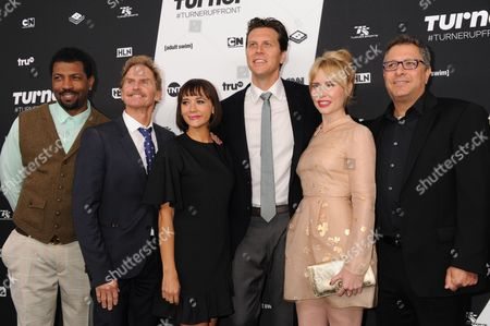 Deon Cole, Jere Burns, Rashida Jones, Hayes MacArthur, Andree Vermeulen and Ira Ungerleider