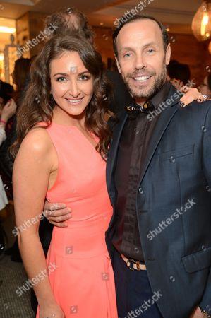 Natasha Corrett and Jason Gardiner