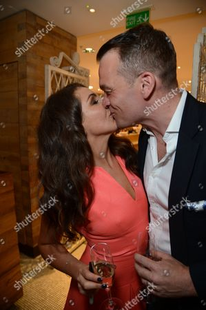 Natasha Corrett and Simon Bateman