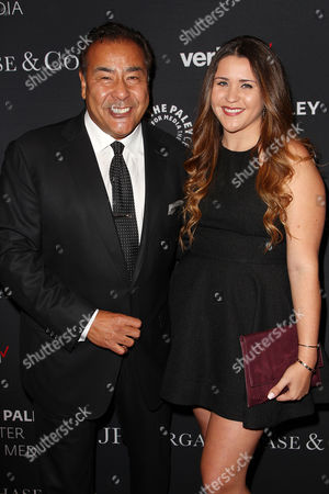 Editorial image of The Paley Center for Media's 'Tribute to Hispanic Achievements in Television' Presented by JPMorgan Chase & Co, New York, America - 18 May 2016