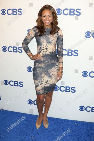 Editorial image of CBS Network 2016 Upfront Presentation, New York, America - 18 May 2016