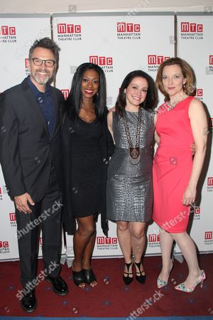 Stock Image of Tim Daly, Rachael Holmes, Roxanna Hope, Orlagh Cassidy
