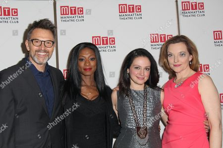 Stock Picture of Tim Daly, Rachael Holmes, Roxanna Hope, Orlagh Cassidy