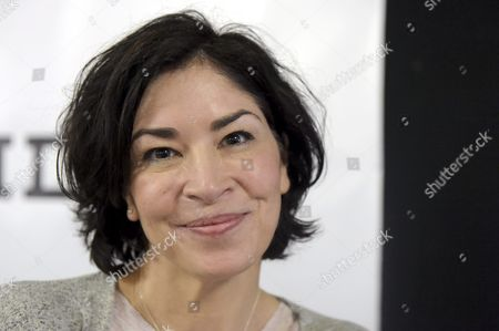 Stock Image of English writer and novelist Sadie Jones