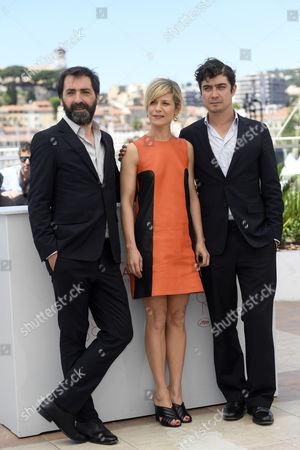 Stefano Mordini, Marina Fois, Riccardo Scamarcio
