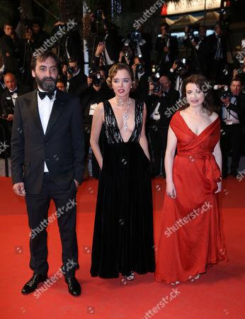 Stock Image of Stefano Mordini, Valeria Golino