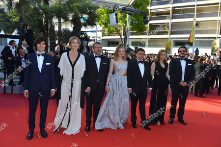 Editorial image of 'Bacalaureat' premiere, 69th Cannes Film Festival, France - 19 May 2016