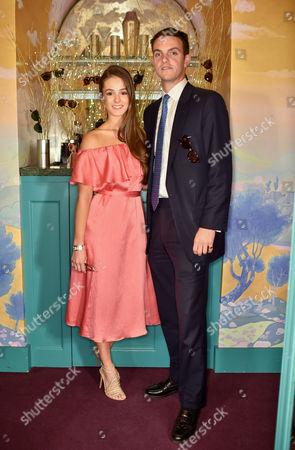 Beatriz Callaghan and Julian Erleigh