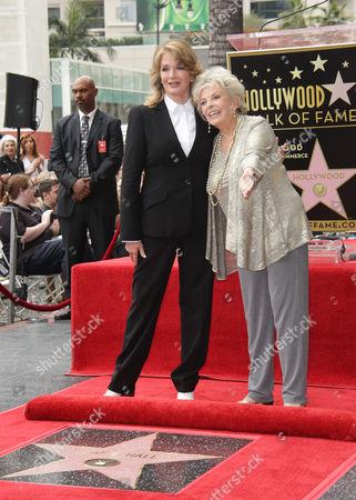 Deidre Hall and Susan Seaforth Hayes