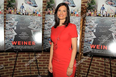 Editorial image of A special screening of Sundance Selects 'Weiner', New York, America - 19 May 2016