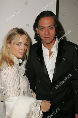 Melissa George and Claudio Dabed