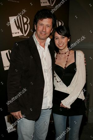 Charles Shaughnessy and Daughter