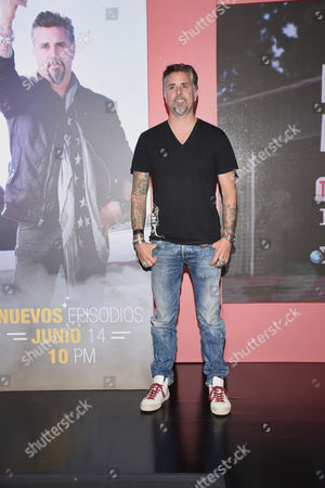 Editorial photo of Fast N' Loud New Season Launch, Mexico City, Mexico - 19 May 2016
