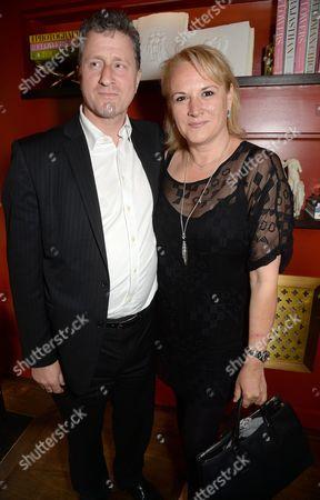 Simon Shirley and Caroline Shapiro