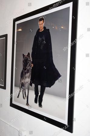 Editorial image of Markus Klinko Presents 'Bowie Unseen' Exhibition, Los Angeles, America - 19 May 2016