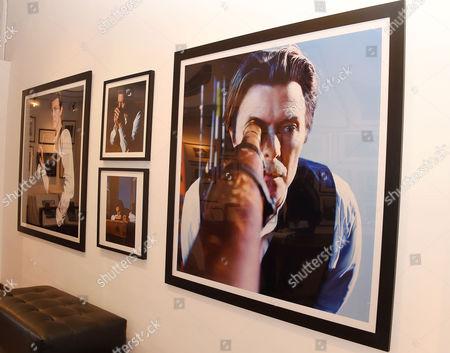 Editorial photo of Markus Klinko Presents 'Bowie Unseen' Exhibition, Los Angeles, America - 19 May 2016