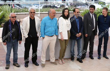 Editorial photo of 'The Salesman' photocall, 69th Cannes Film Festival, France - 21 May 2016
