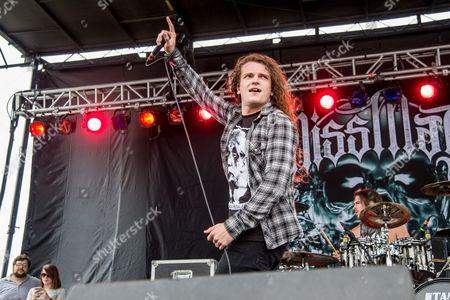 Miss May I - Levi Benton