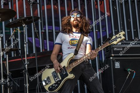 Wolfmother - Ian Peres