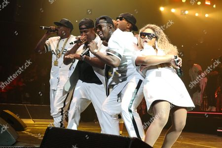 Editorial photo of Bad Boy Reunion concert, New York, America - 20 May 2016
