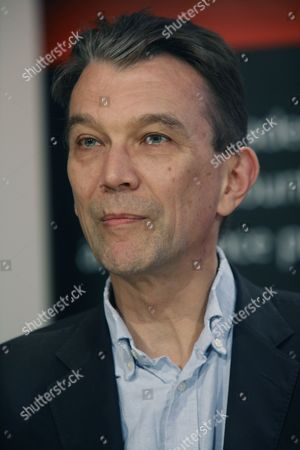 Stock Photo of John Rentoul, Chief Political Commentator, The Independent