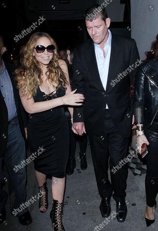 Mariah Carey, James Packer
