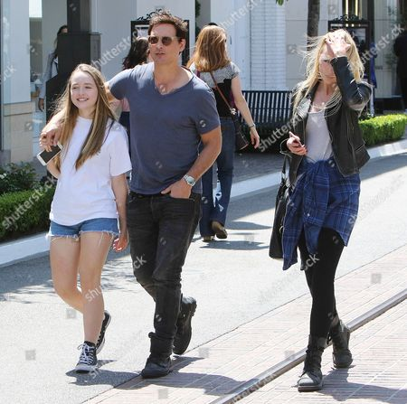 Editorial picture of Peter Facinelli out and about, Los Angeles, America - 21 May 2016
