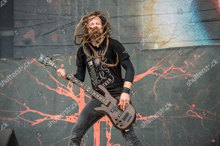 Stock Image of Hellyeah - Kyle Sanders