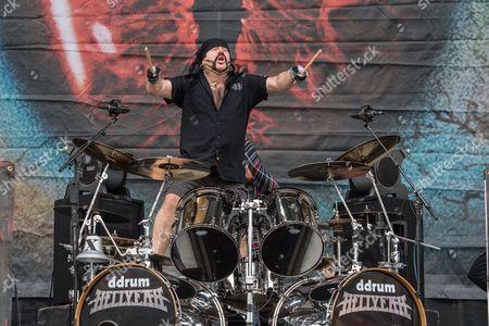 Stock Image of Hellyeah - Vinnie Paul