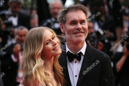Erin Moriarty and Jean-Francois Richet