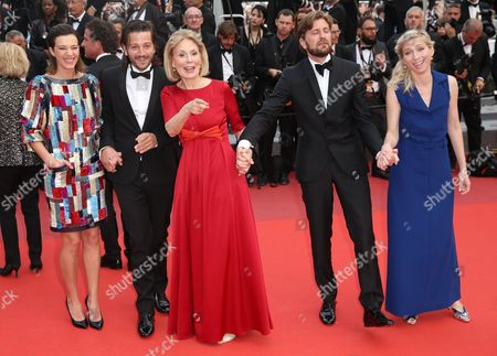 Editorial image of Palme D'Or Award and Closing Ceremony, 69th Cannes Film Festival, France - 22 May 2016