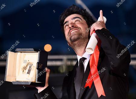 Shahab Hosseini - Best Performance by an Actor - The Salesman
