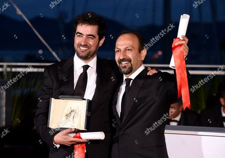 Shahab Hosseini - Best Performance by an Actor - The Salesman and Asghar Farhadi - Best Screenplay - The Salesman