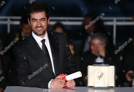 Stock Photo of Shahab Hosseini - Best Performance by an Actor - The Salesman