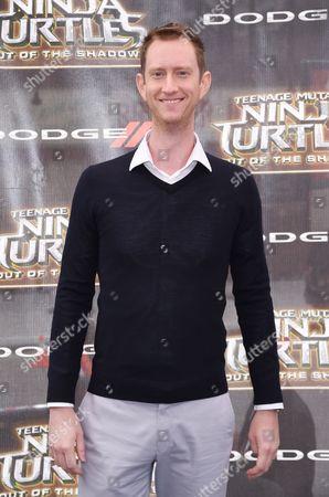 Editorial picture of 'Teenage Mutant Ninja Turtles' film premiere, New York, America - 22 May 2016
