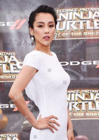 Stock Photo of Jane Wu