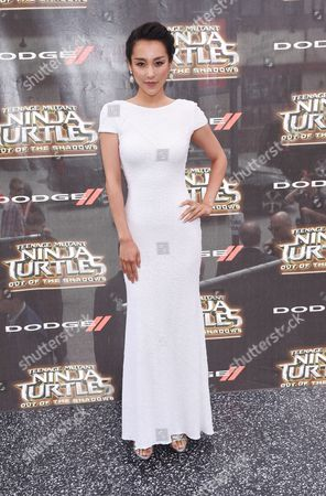 Stock Image of Jane Wu