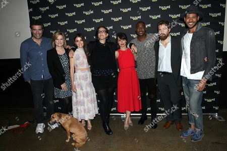 Editorial picture of Vulture Festival: Unreal: After The Final Elimination, New York, America - 2016