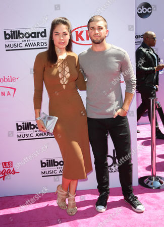 Editorial image of Billboard Music Awards, Arrivals, Las Vegas, America - 22 May 2016