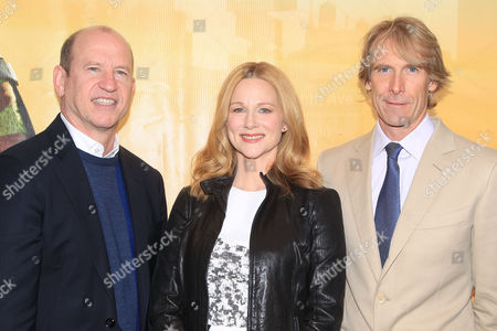 Rob Moore, Laura Linney and Michael Bay