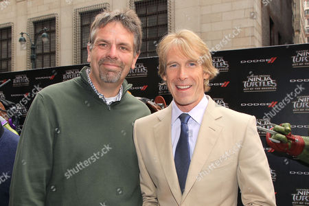 Marc Evans and Michael Bay