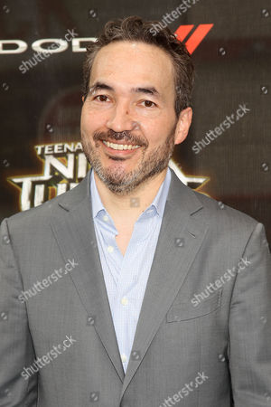 Stock Picture of Andre Nemec (Producer,Writer)
