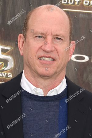 Stock Image of Rob Moore, Paramount Vice Chairman