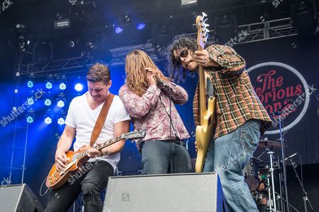 The Glorious Sons - Brett Emmons, Jay Emmons, Andrew Young